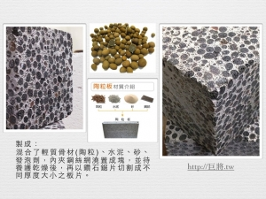 輕質陶粒板介紹