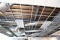 輕鋼架│明架天花板施工流程